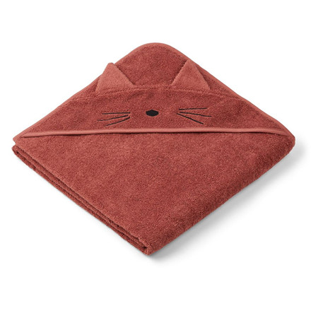 Liewood Augusta Cat håndklæde, Rust