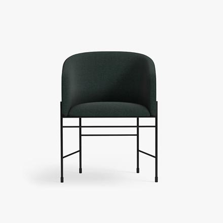 New Works Covert Chair spisestol, flaskegrøn