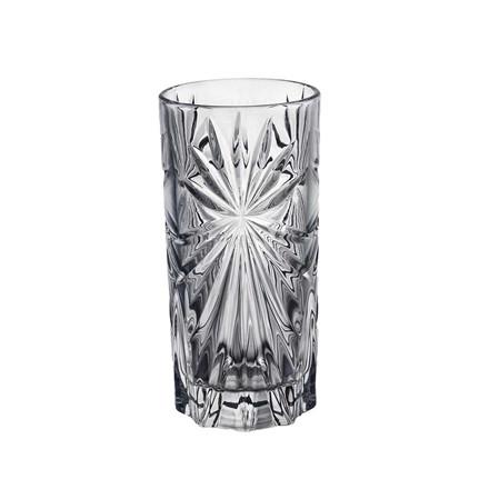 Cigzag Flora Highball glas, 6 stk.