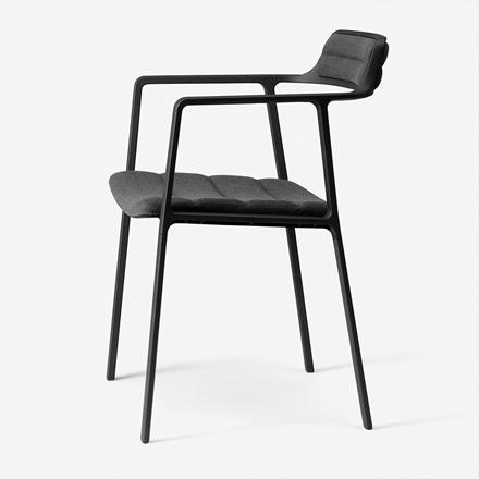 Vipp 451 stol, uld