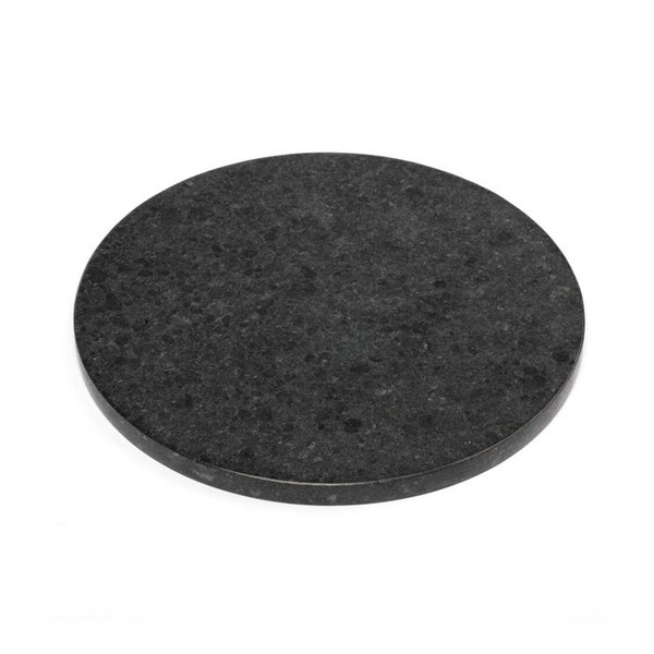 By Wirth Granit Black Stone Board til Tray Table
