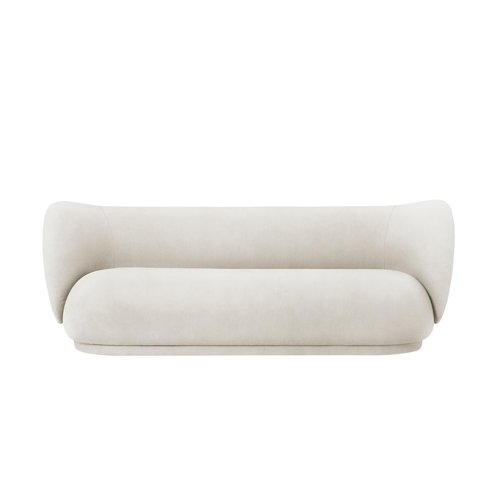Ferm Living Rico 3-personers sofa - Bouclé