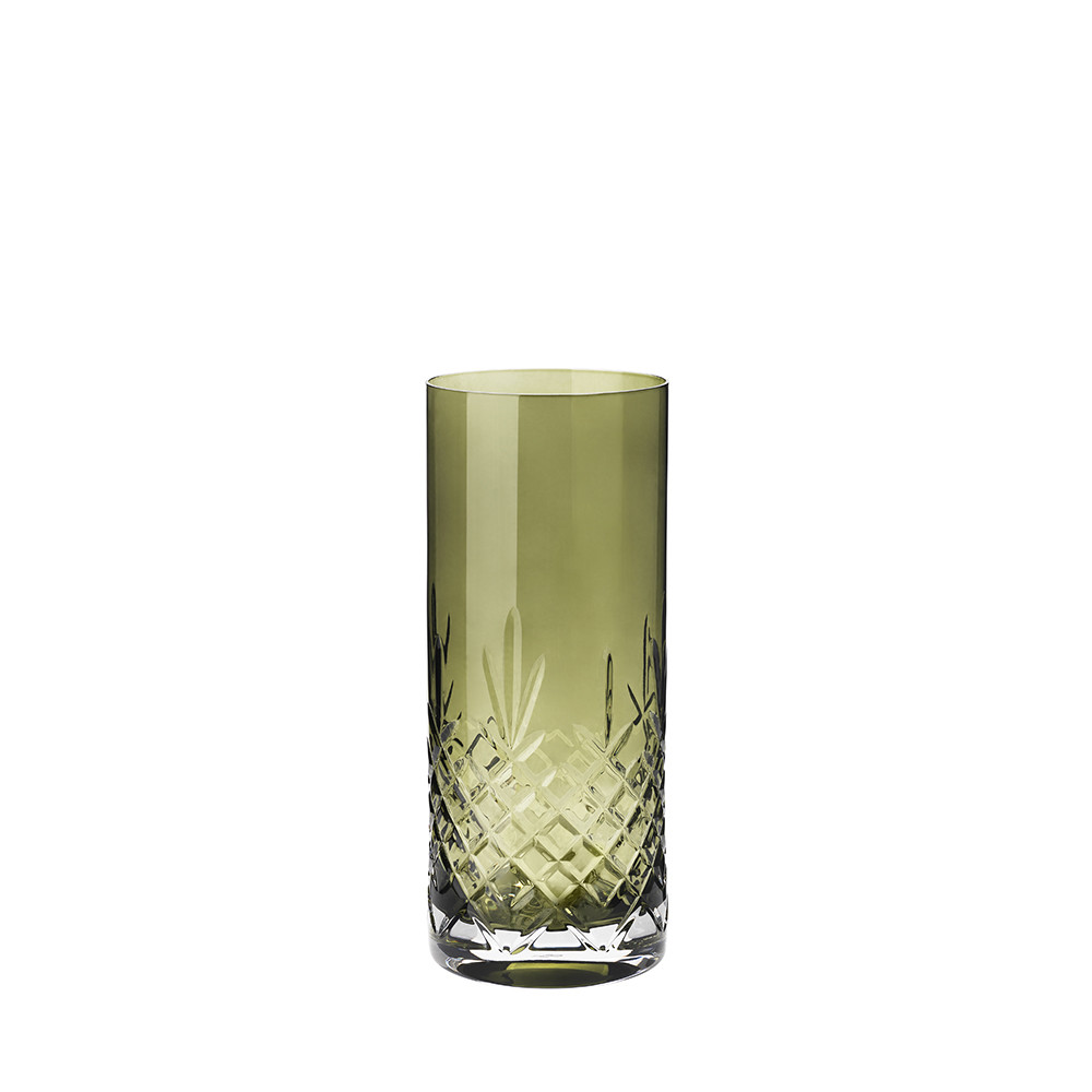 Frederik Bagger Crispy Emerald Love Vase 1