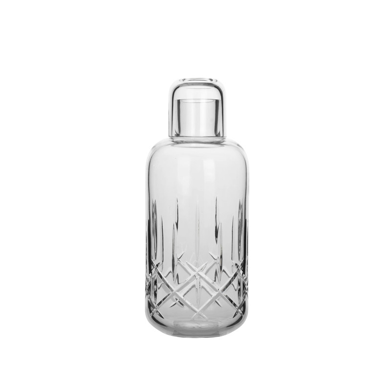 Louise Roe Karaffel i Krystal glas, Small