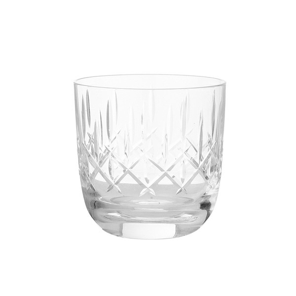 Louise Roe Whiskey Krystal glas