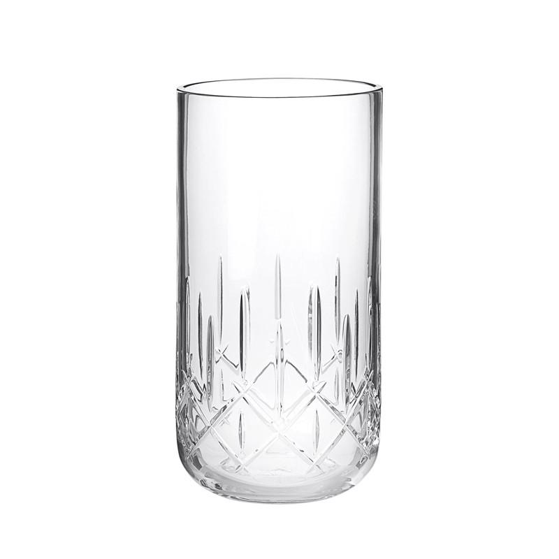 Louise Roe Krystal vase, Large