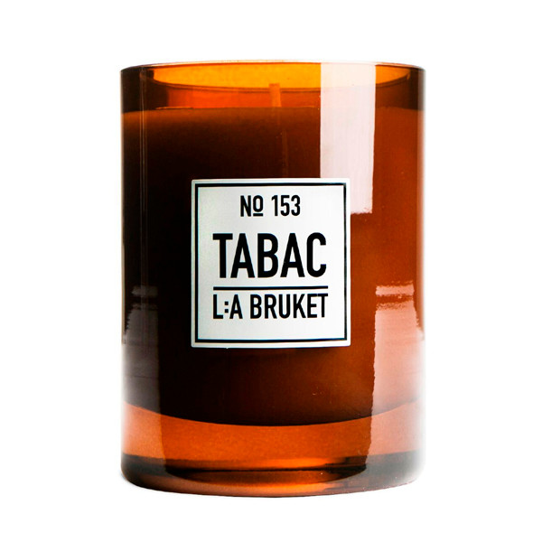 L:A Bruket Scented Duftlys, Tabac