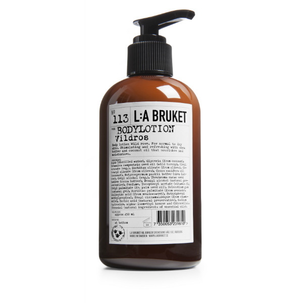 L:A Bruket Bodylotion, Wild Rose