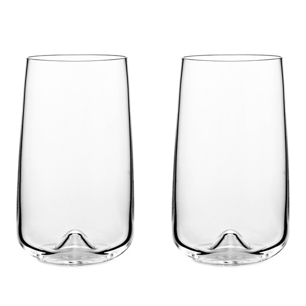 Normann Copenhagen Long Drink Glas, 2 Stk.