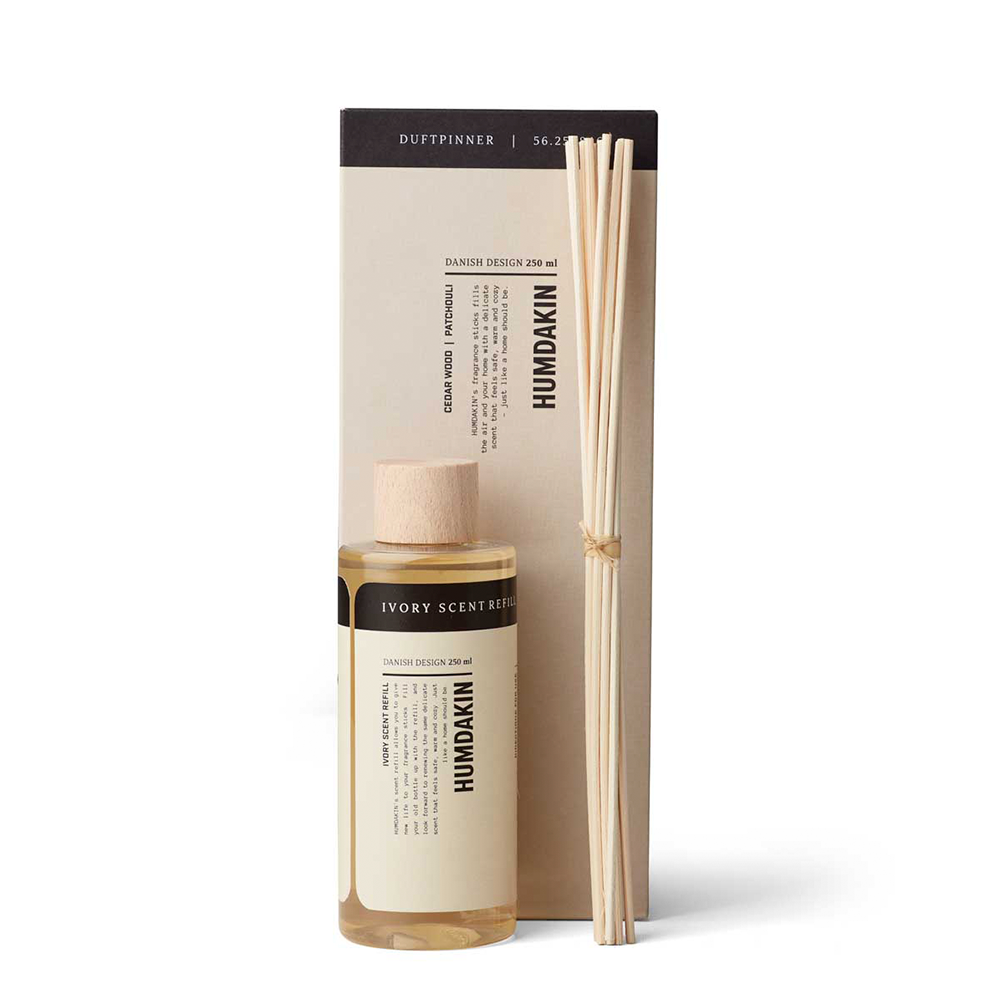 Humdakin Scent refill t/ duftfrisker, Ivory