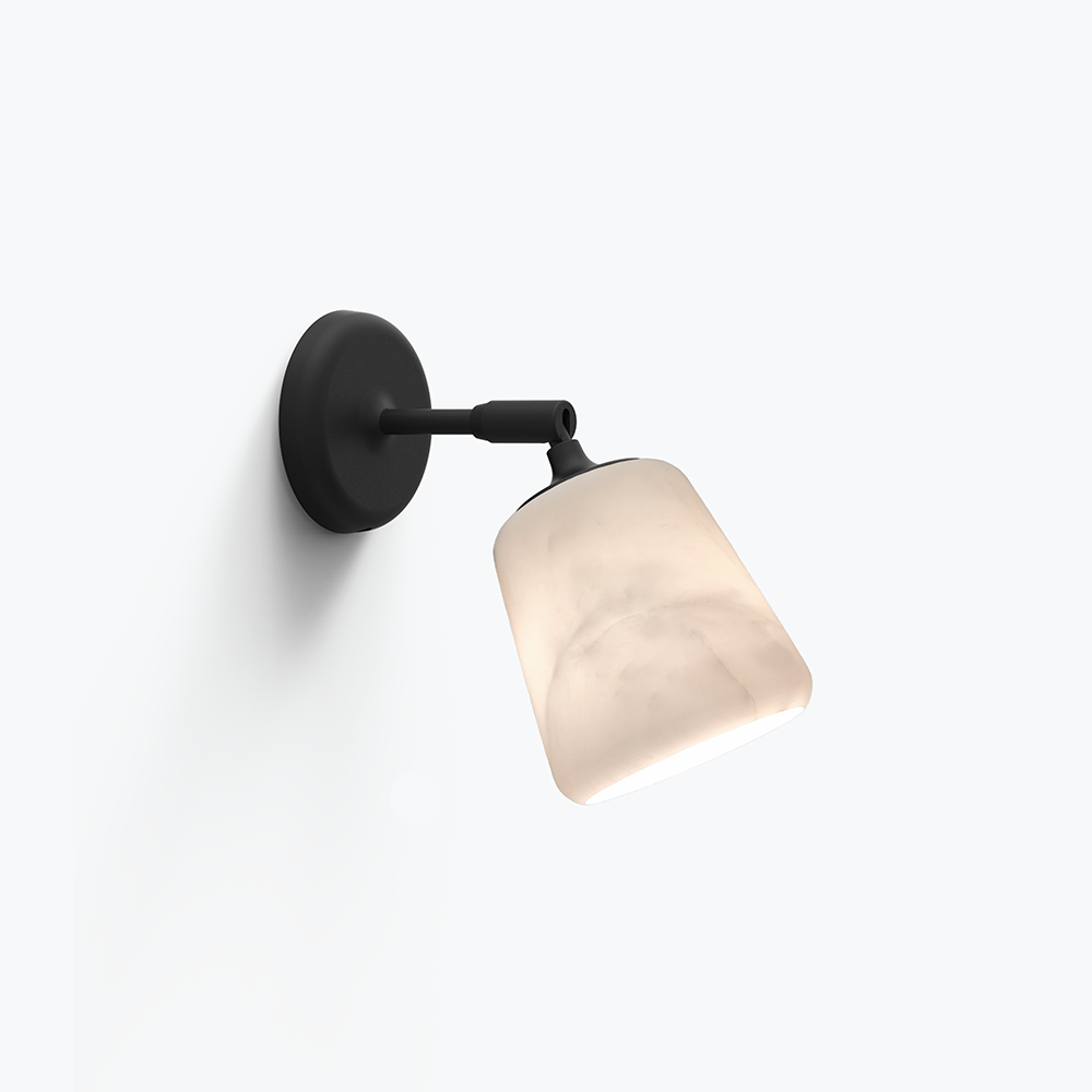 New Works Material Wall lamp, The Black Sheep Edition