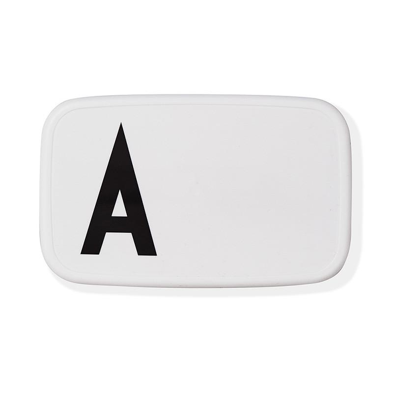 Design Letters Personlig madkasse