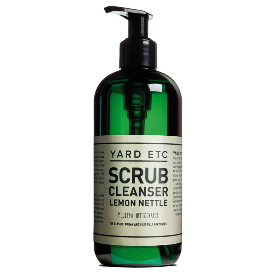 Yard Etc. Håndsæbe m/ scrub og  lemon Nettle