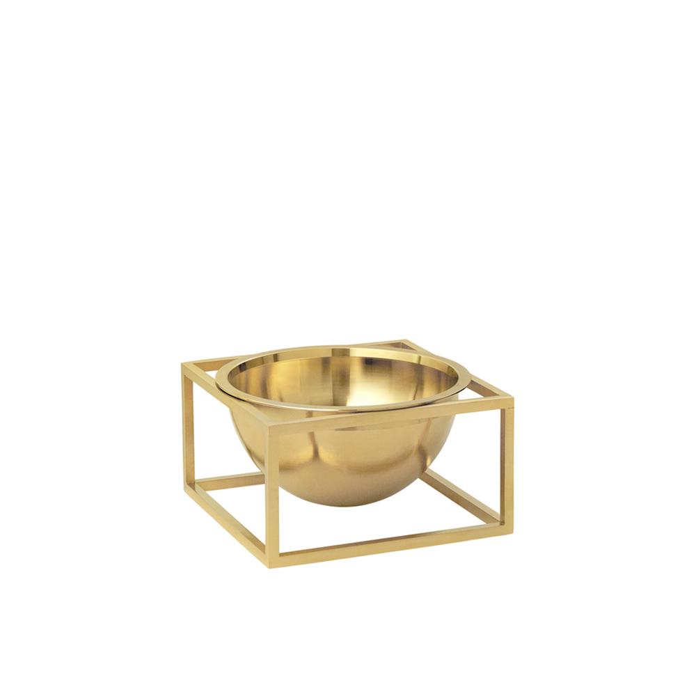 by Lassen Kubus Bowl Centerpiece skål, large