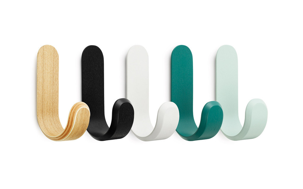 Normann Copenhagen Curve Hook Family