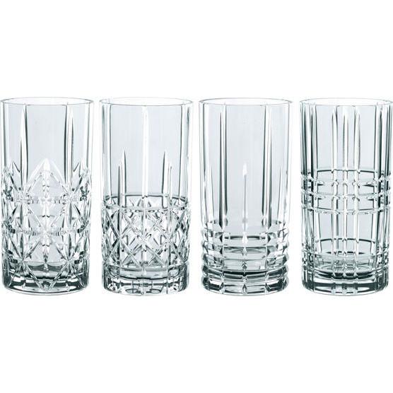 Nachtmann Highland Longdrink glas, 4 stk.