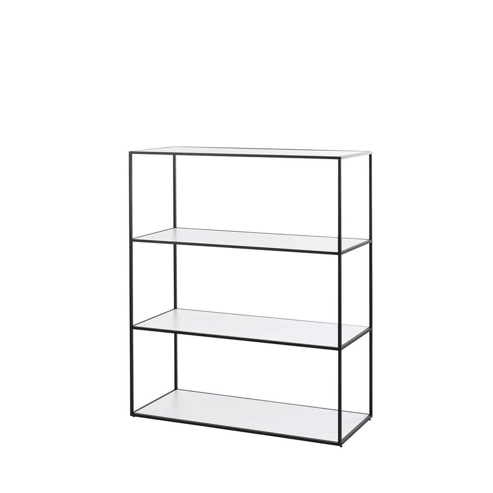 by Lassen Twin Bookcase - reol, large