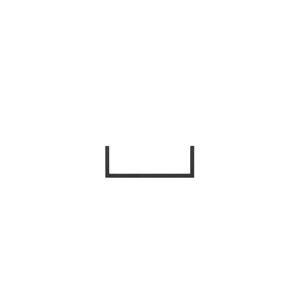 by Lassen Frame Rail, single t/ Frame 35