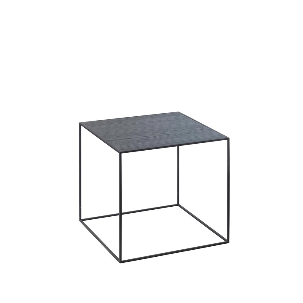 by Lassen Twin 35 Table - bord, sort base