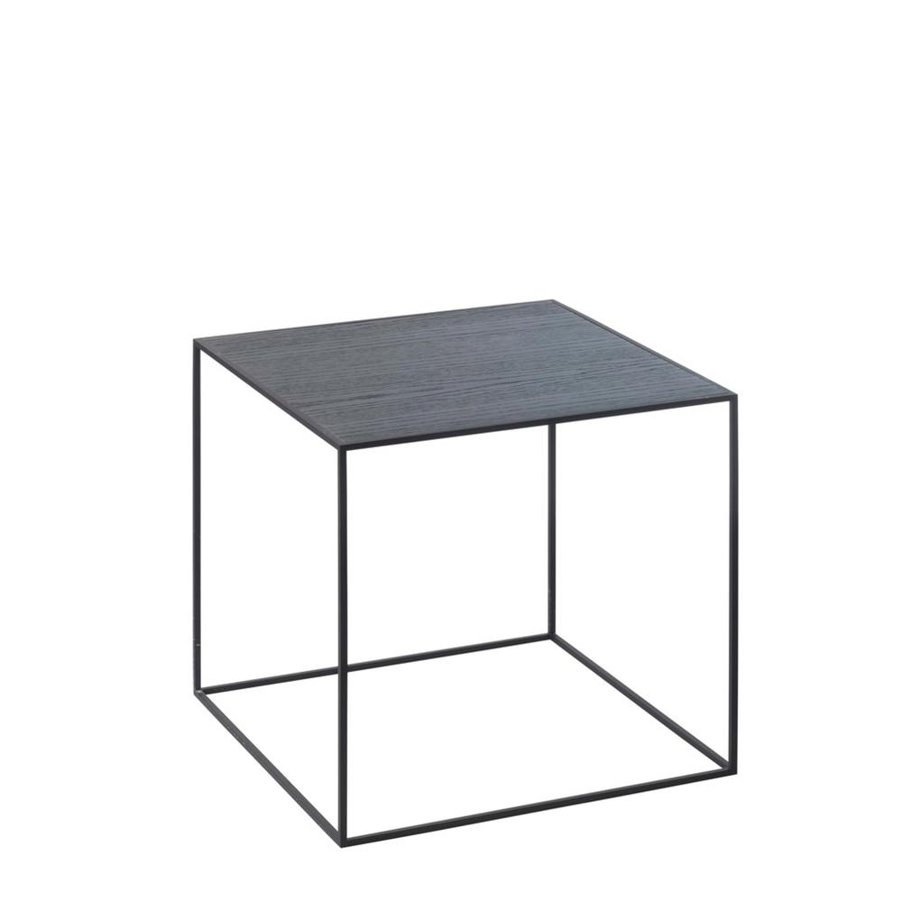 by Lassen Twin 42 Table - bord, sort base
