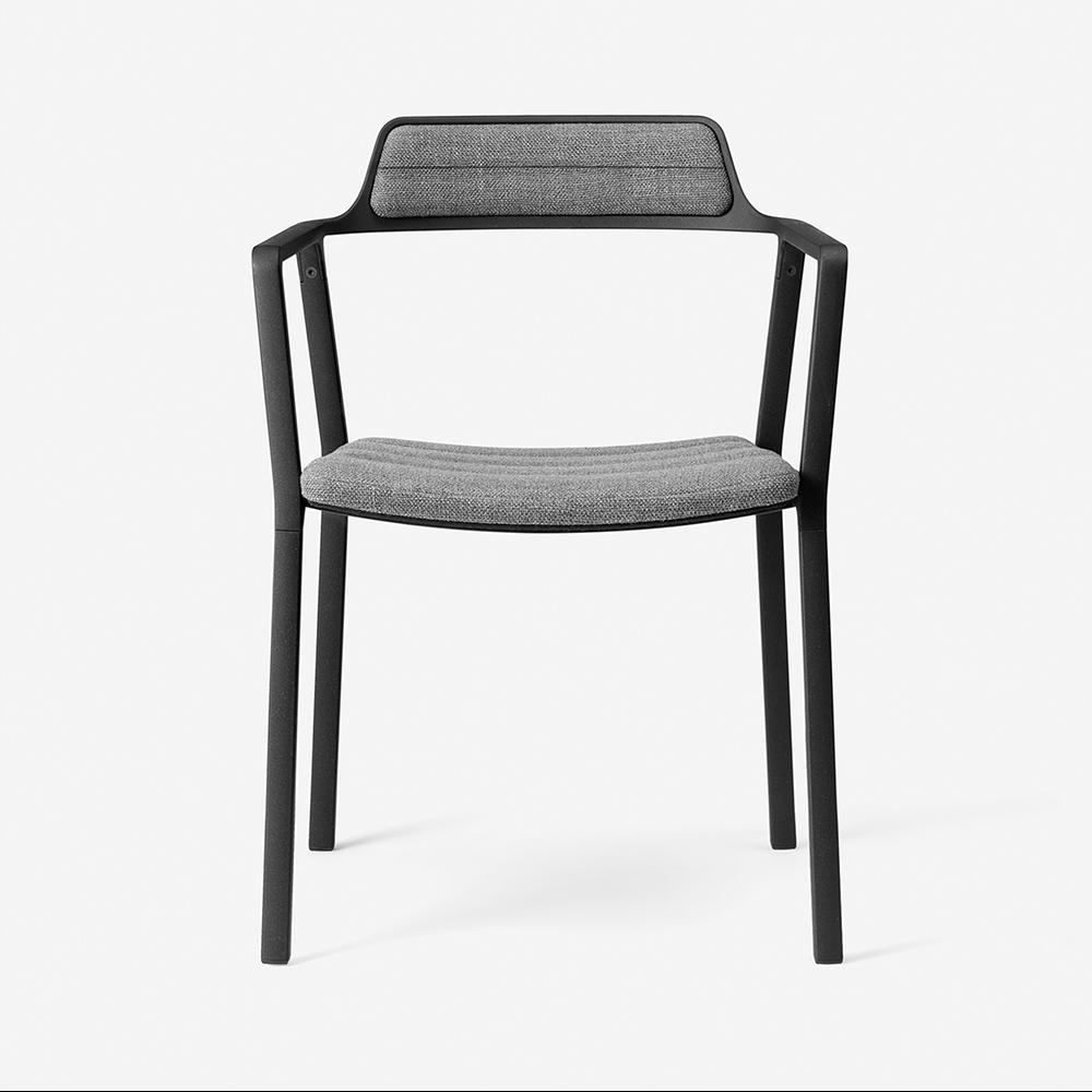 Vipp 451 stol, polyester