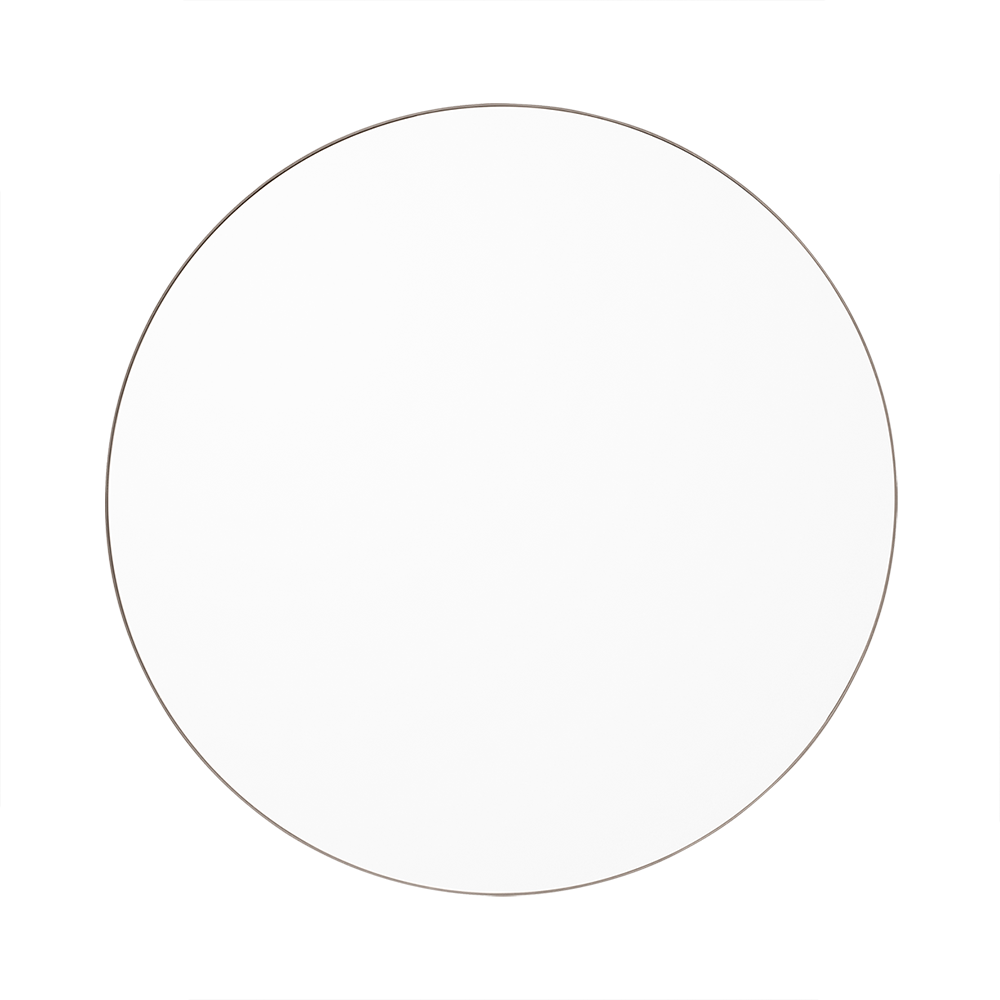 AYTM Circum Mirror - Taupe/Clear
