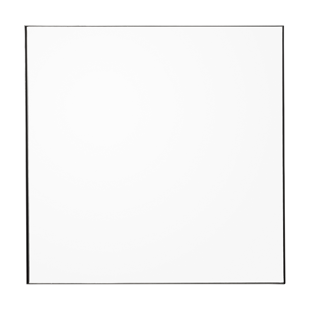 AYTM Quadro Mirror - Taupe/Clear