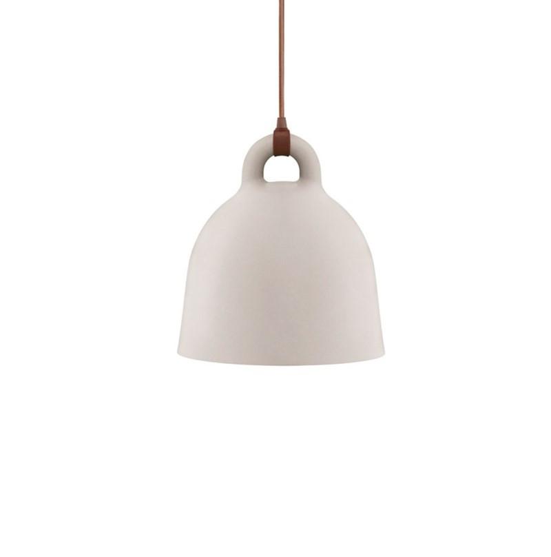 Normann Copenhagen Bell Lamp Small, sand