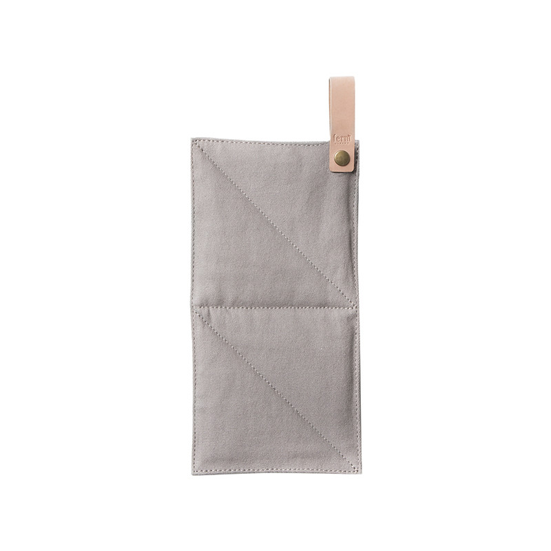 Ferm Living Canvas Pot Holder, Grydelap