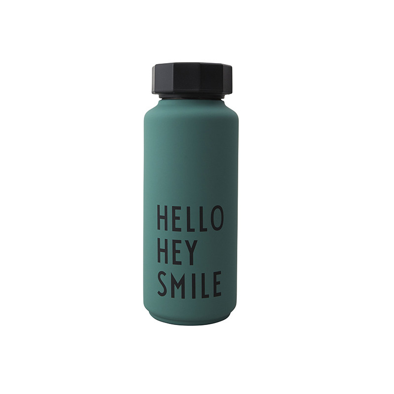 Design Letters Termo flaske, Dark green