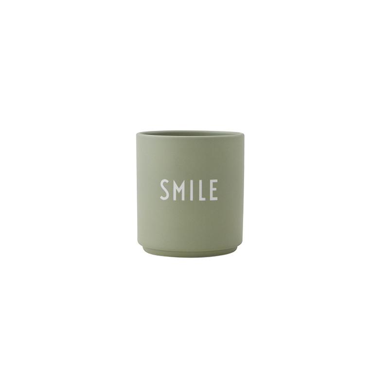 Design Letters Favoritkop, SMILE