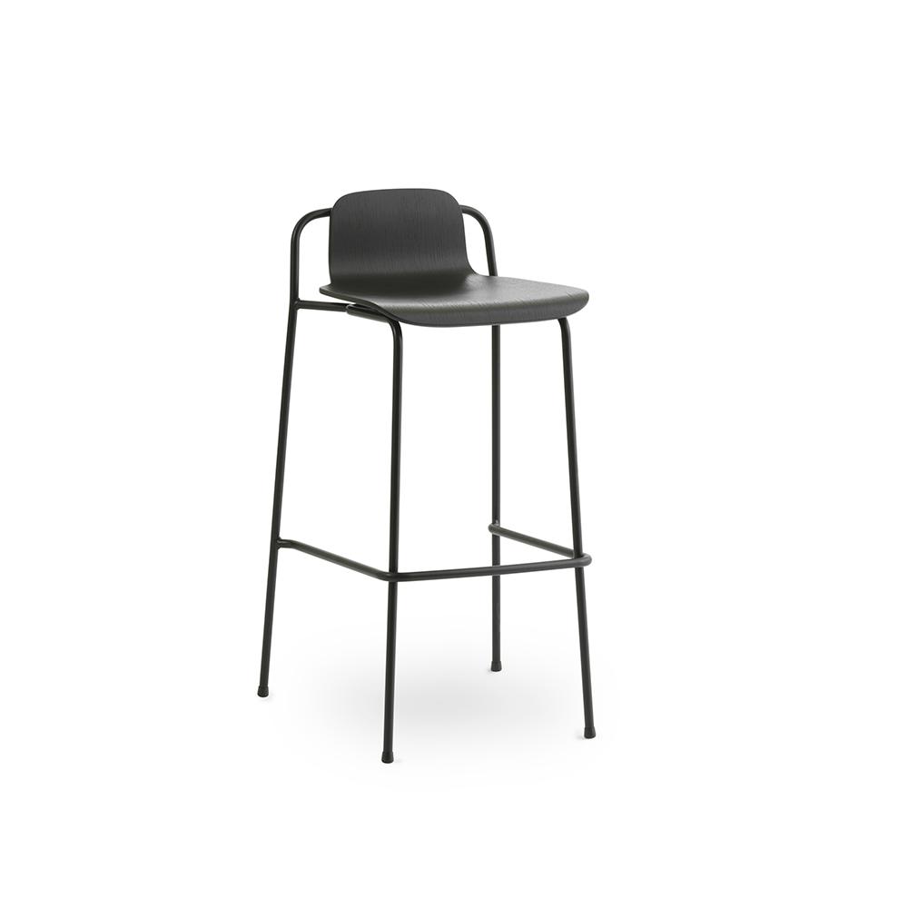 Normann Copenhagen Studio barstol, 75 cm
