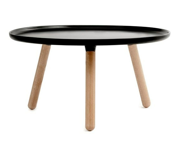 Normann Copenhagen Tablo Table Round Large