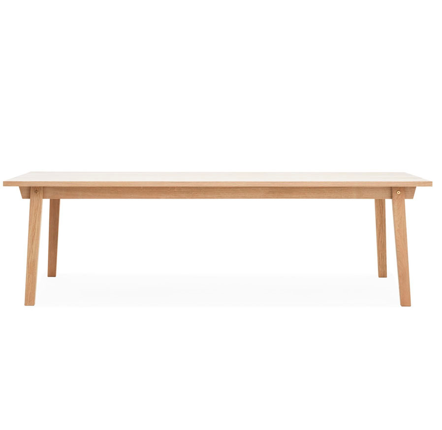 Normann Copenhagen Slice Table 90 x 250 cm