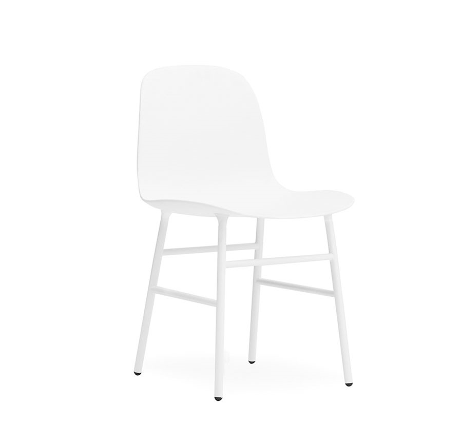 Normann Copenhagen Form Chair, Stål