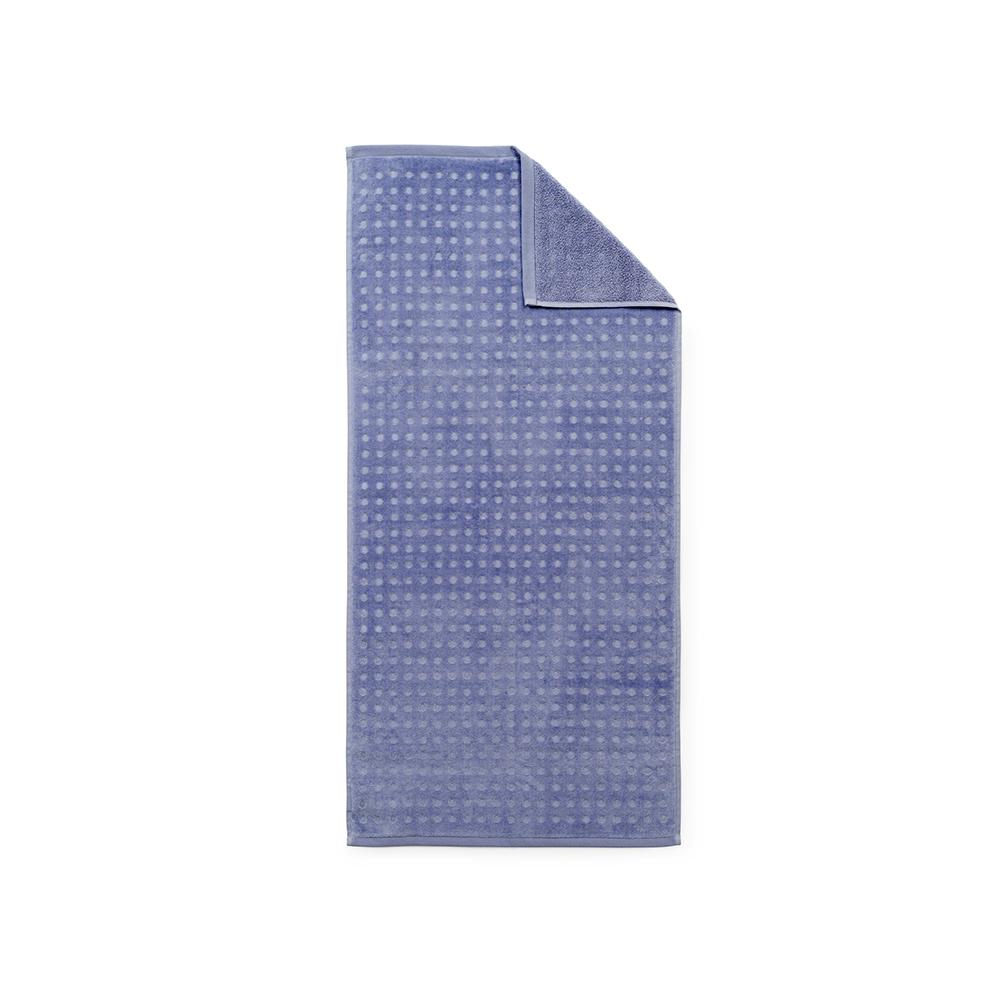 Normann Copenhagen Imprint håndklæde, Dot Cornflower