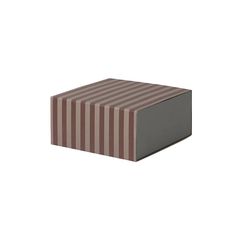 Ferm Living Striped Box - Square
