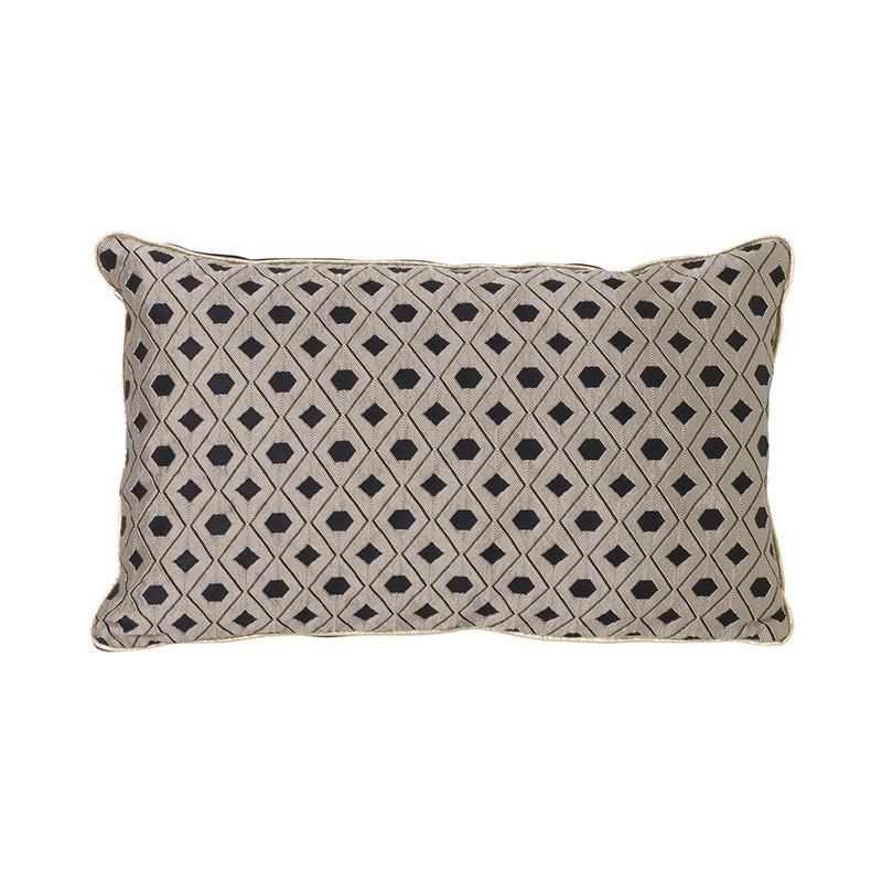 Ferm Living Salon Cushion, Mosaic Sand