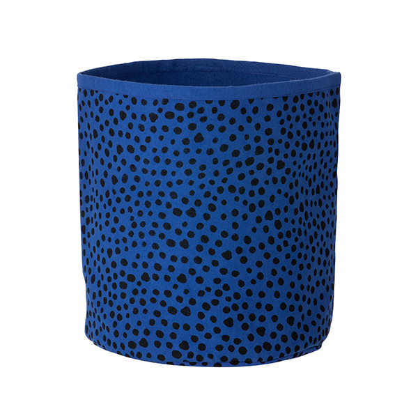 Ferm Living Blue Billy Basket