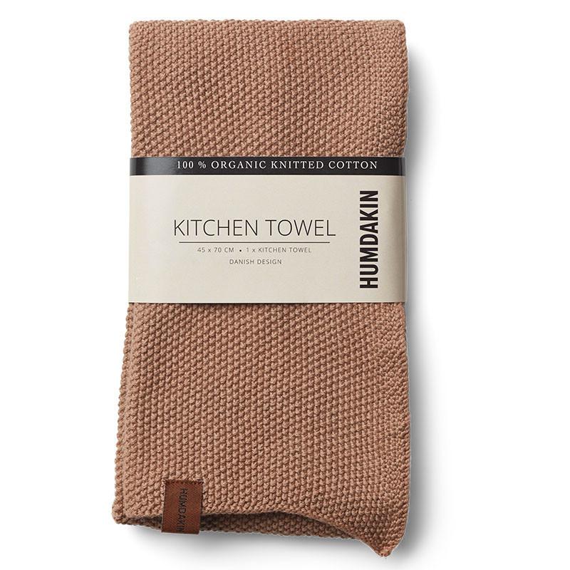 Humdakin Knitted Kitchen tea towel, Viskestykke