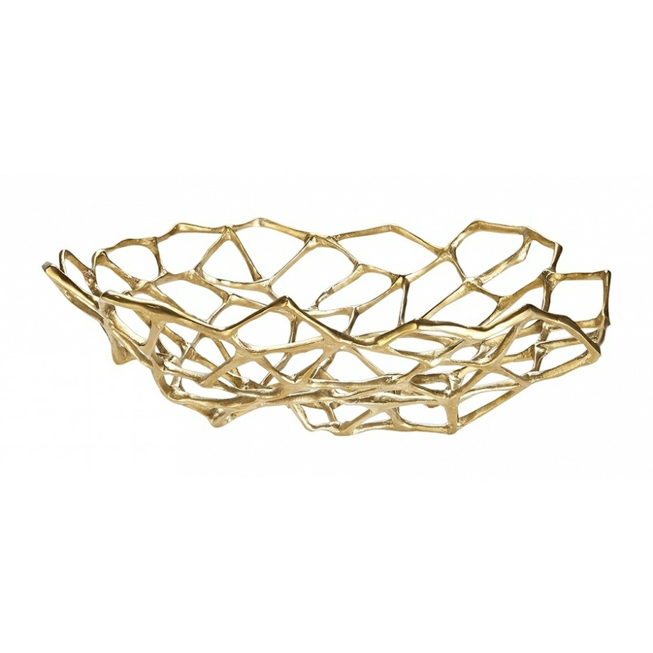 Tom Dixon Bone Bowl, stor bowle