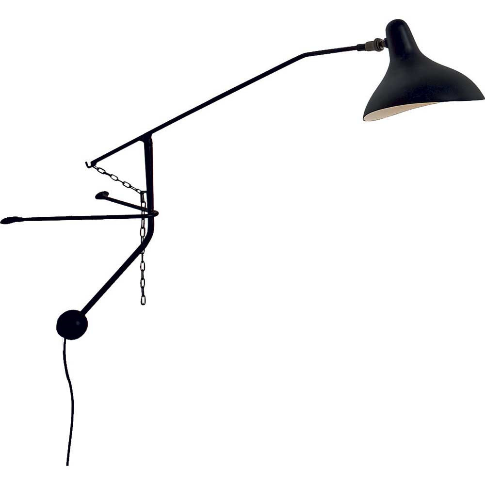 Schottlander Mantis BS2-mini væglampe