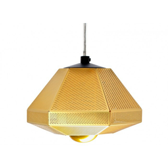 Tom Dixon Cell Short Pendant pendel