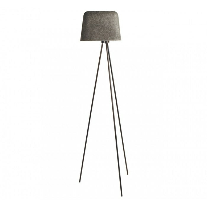 Tom Dixon Felt Floor Light gulvlampe