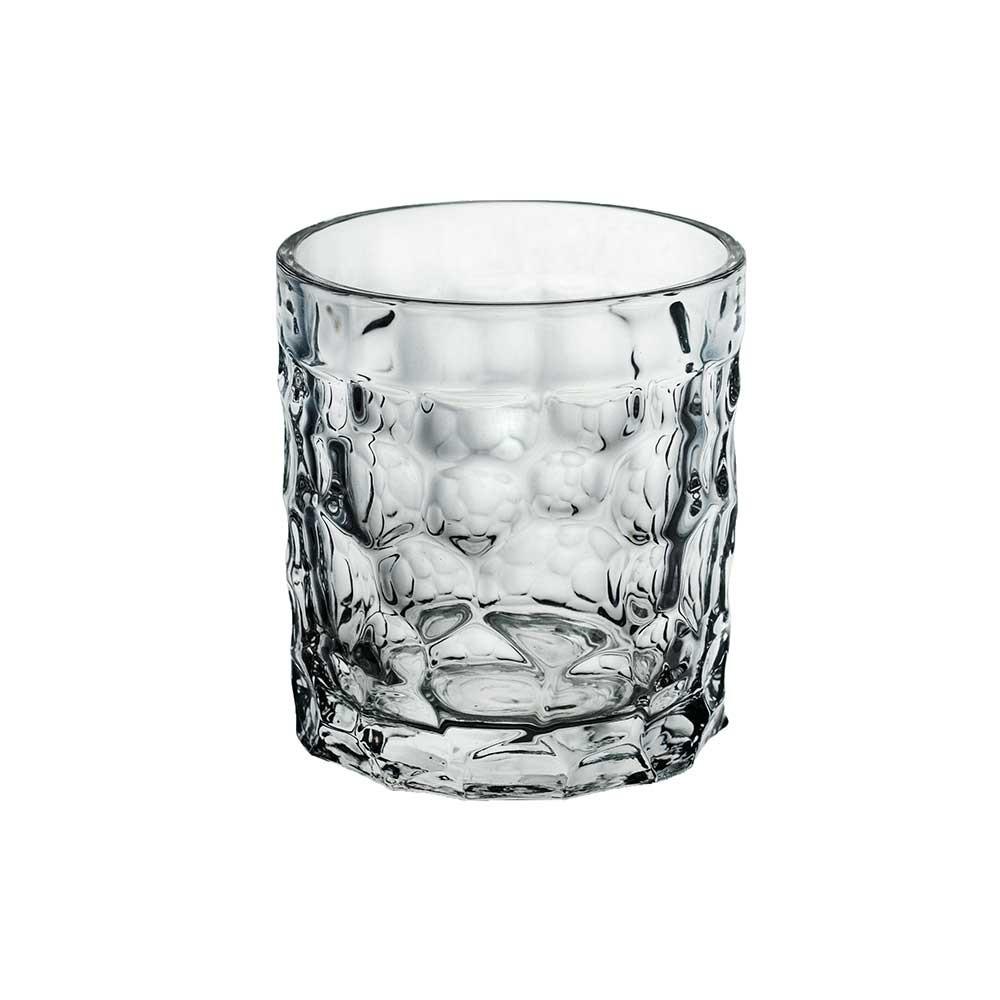 Cigzag Alfred Lowball glas, 6 stk.