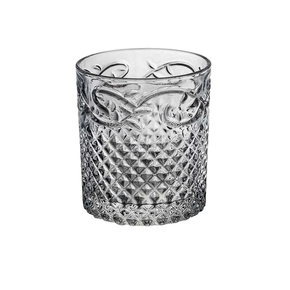 Cigzag Nelly Lowball glas, 6 stk.