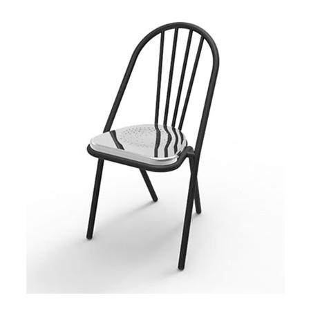 Surpil SL10 stol, Krom aluminium