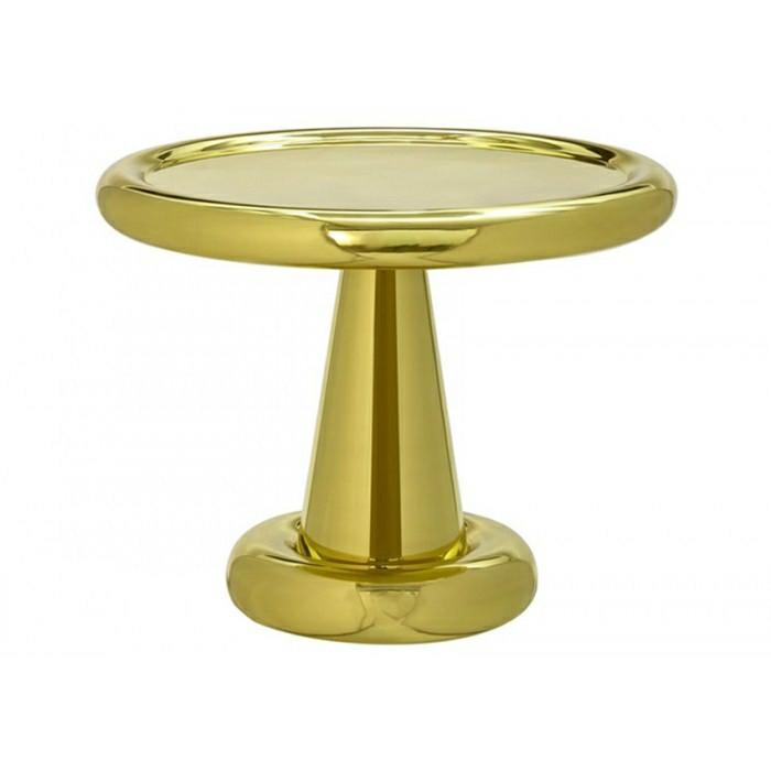 Tom Dixon Spun Table Short, bord