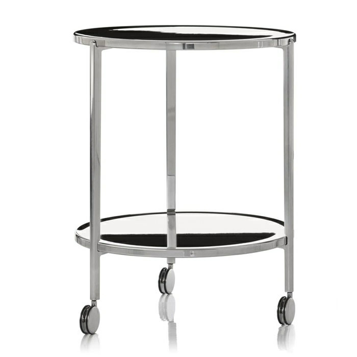 Magis Tambour Table bord, høj med hjul