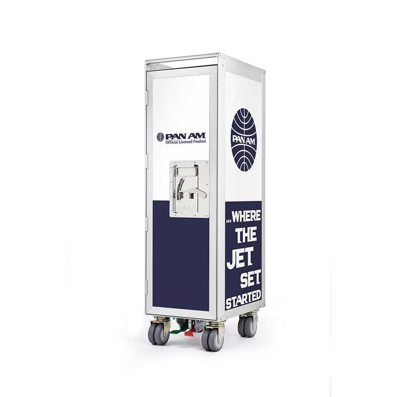 Bordbar trolley vogn t/ badeværelset
